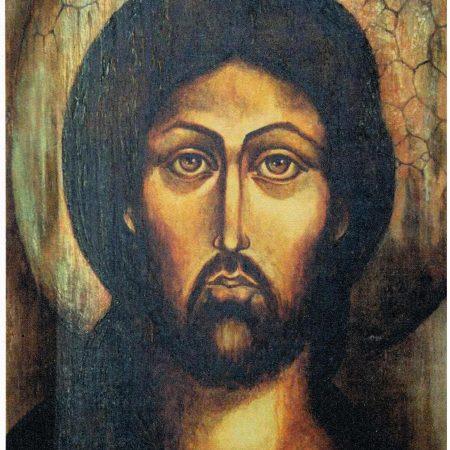 papier ryżowy - ikona Jezusa