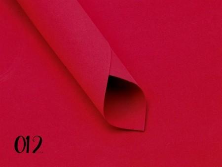 Pianka foamiran w kolorze czerwonym