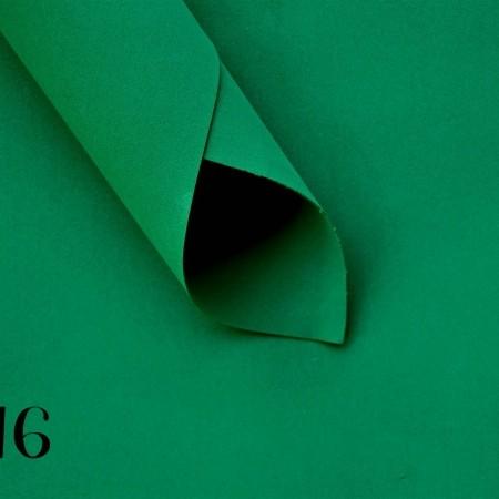 Pianka foamiran w kolorze zielonym