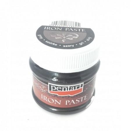 pasta-mineralna-szara-pentart-50ml